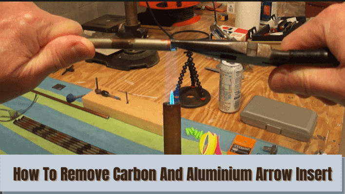 How To Remove Arrow Inserts